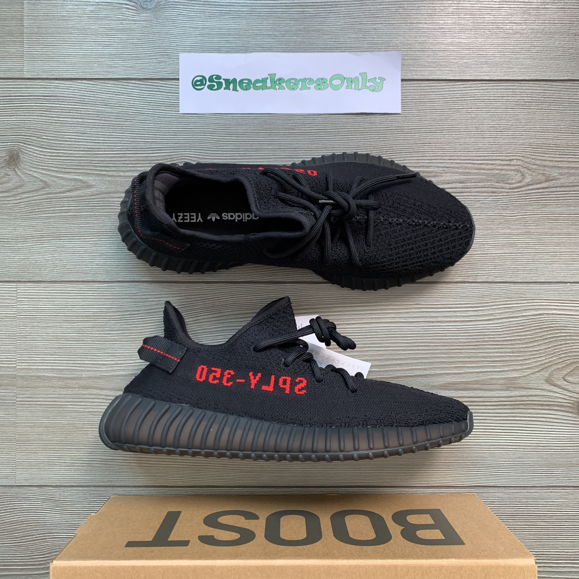 new concept 86303 ef43d Adidas Yeezy Boost 350 V2 Black Red (2017)