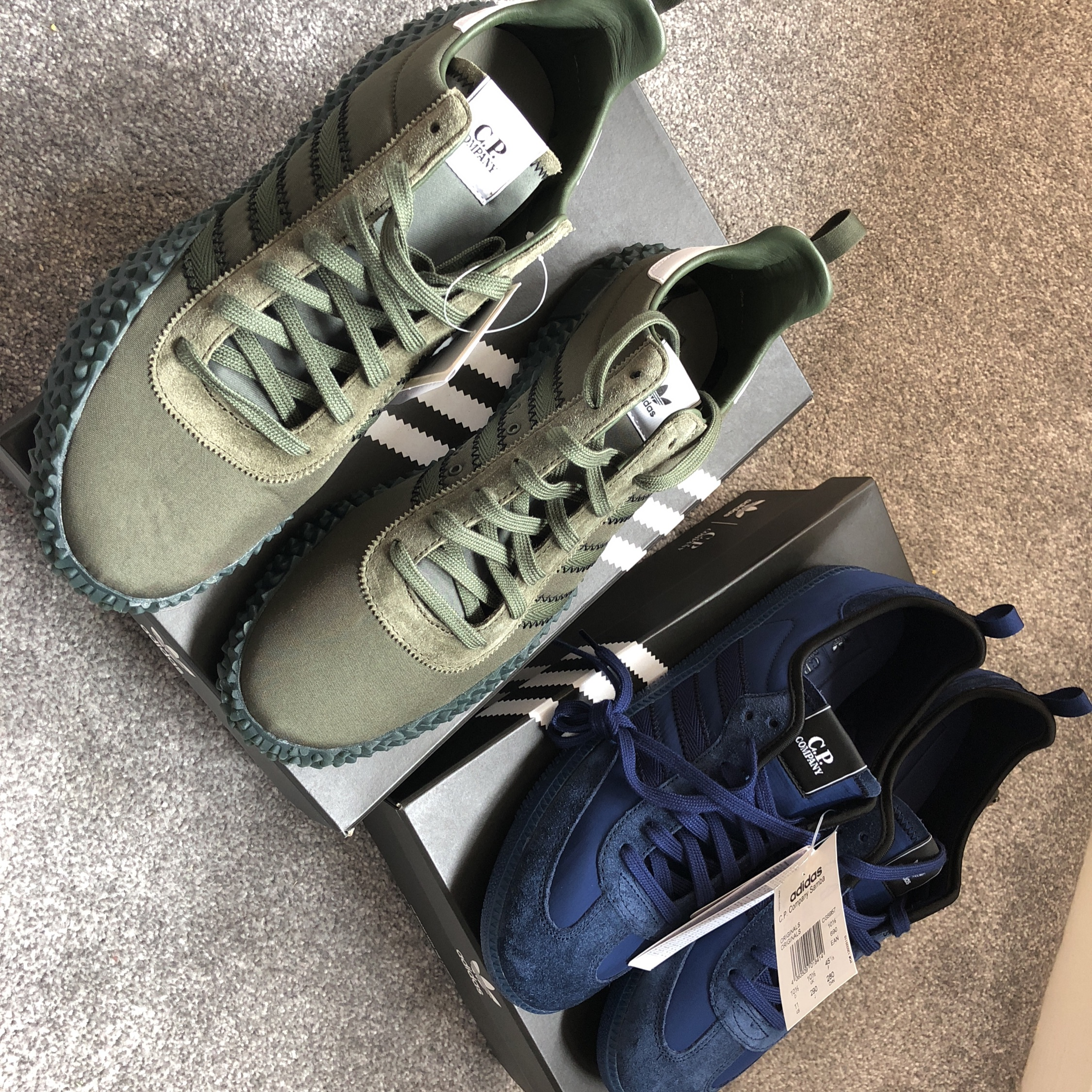check out fc408 a7d6c Adidas X Cp Company