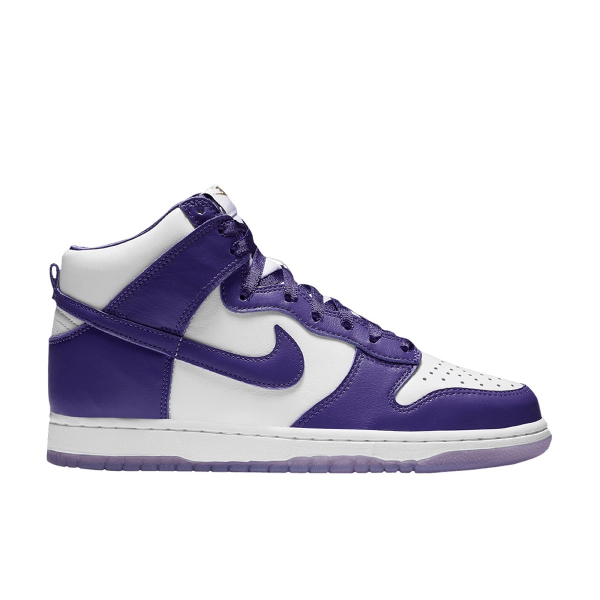 Nike Wmns Dunk High Varsity Purple