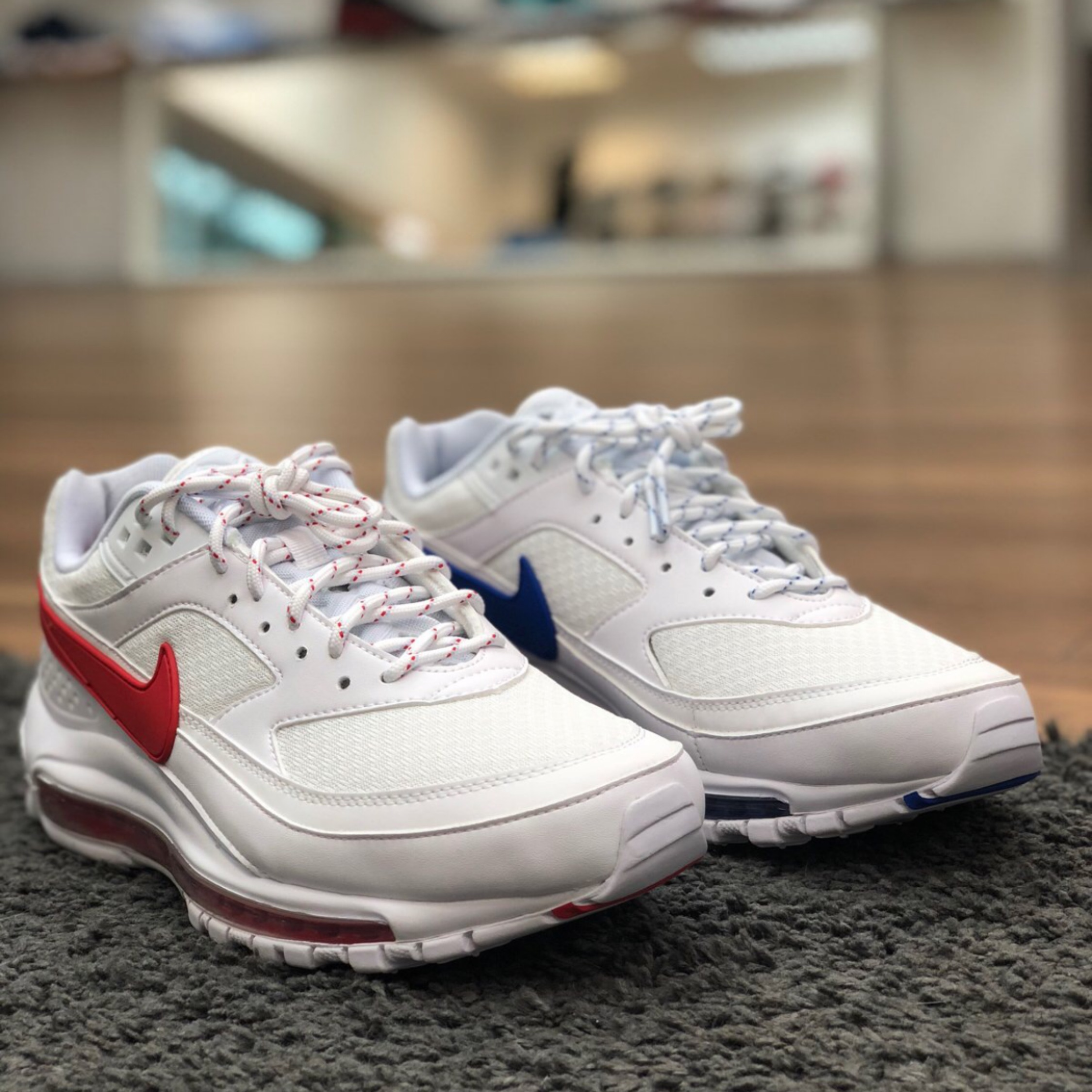 reputable site 55e47 a09ab Skepta X Nike Air Max 97/Bw Sk Air Ii