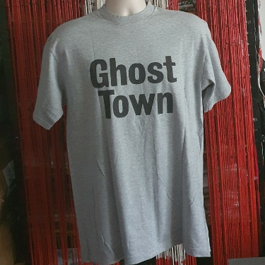 SS09 Supreme Ghost Town Grey Tee size L large T-shirt