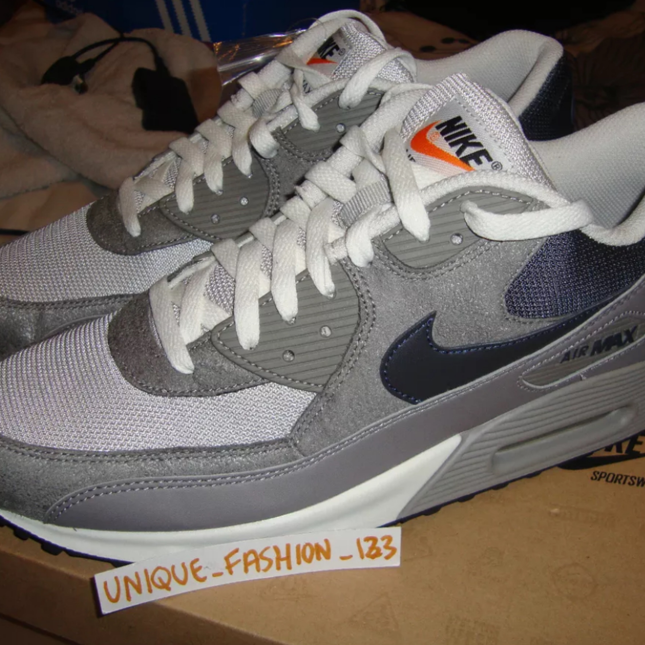 Nike Air Max 90 Greyscale CN0194 002 Release Info