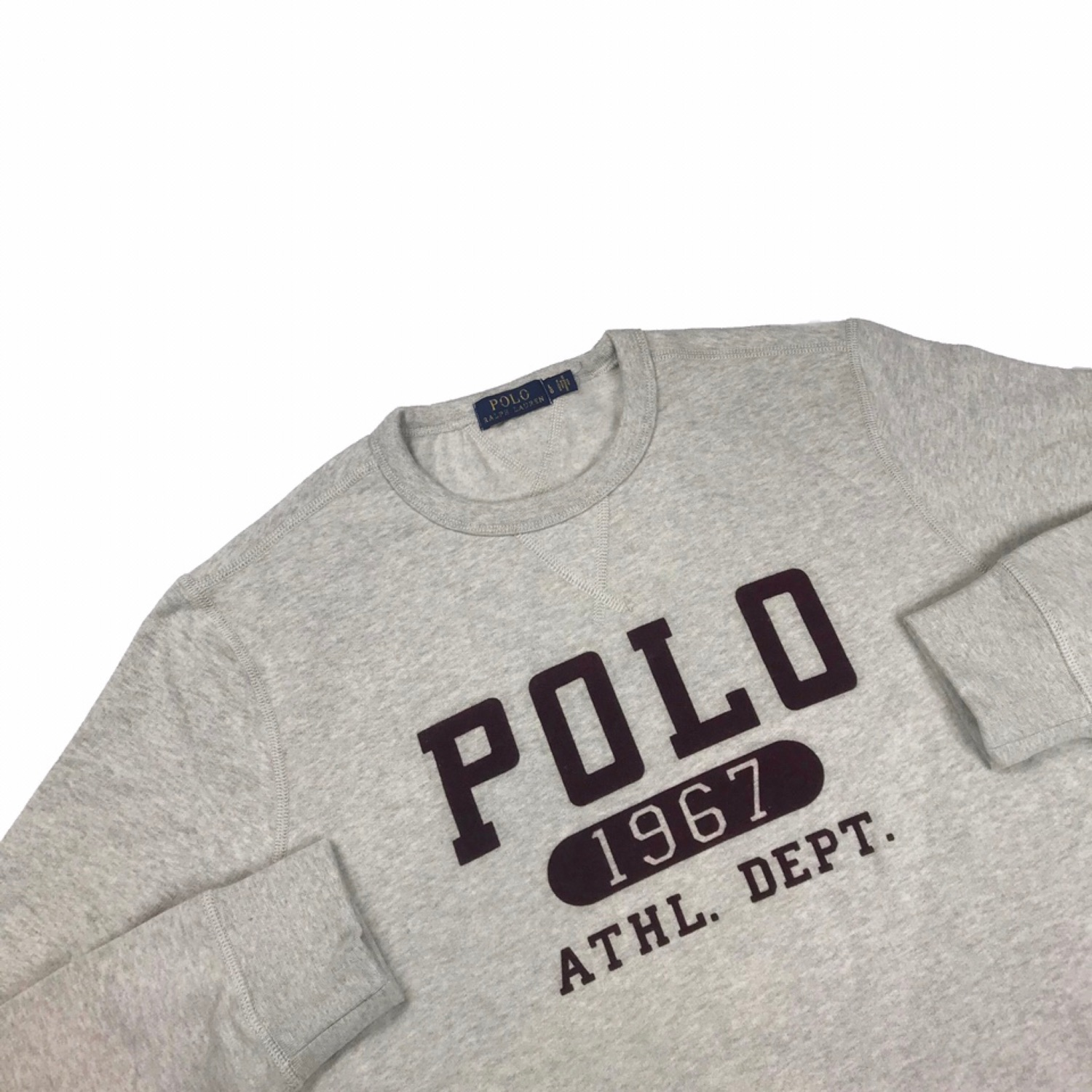Polo Ralph Lauren Athletic Dept 1967 Crewneck