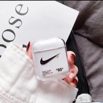 Off White Inspired Airpods Case Works With Gen 1&2