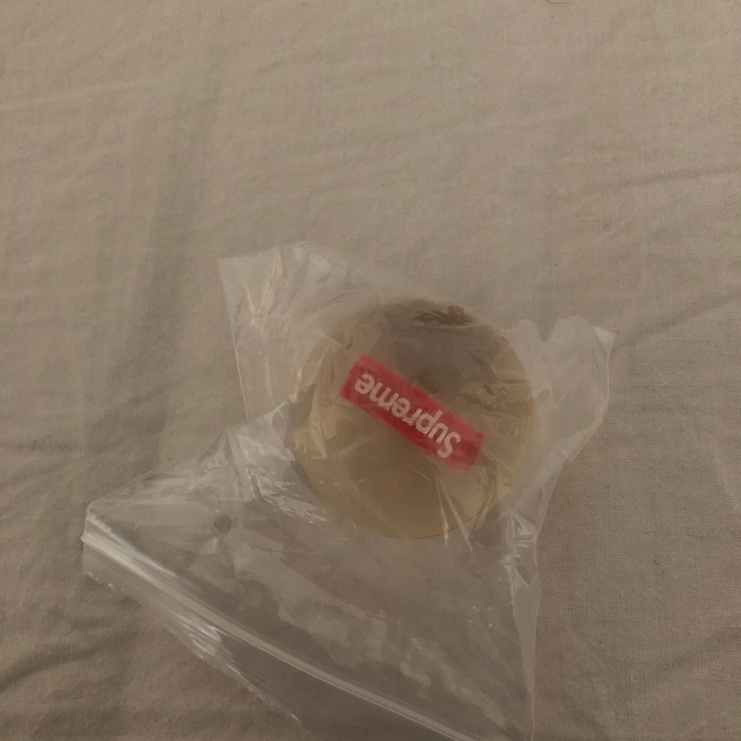 Lot 3 Supreme Parachute , Ball And Shower Cap
