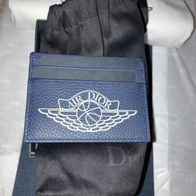 Jordan Dior Card Holder Navy
