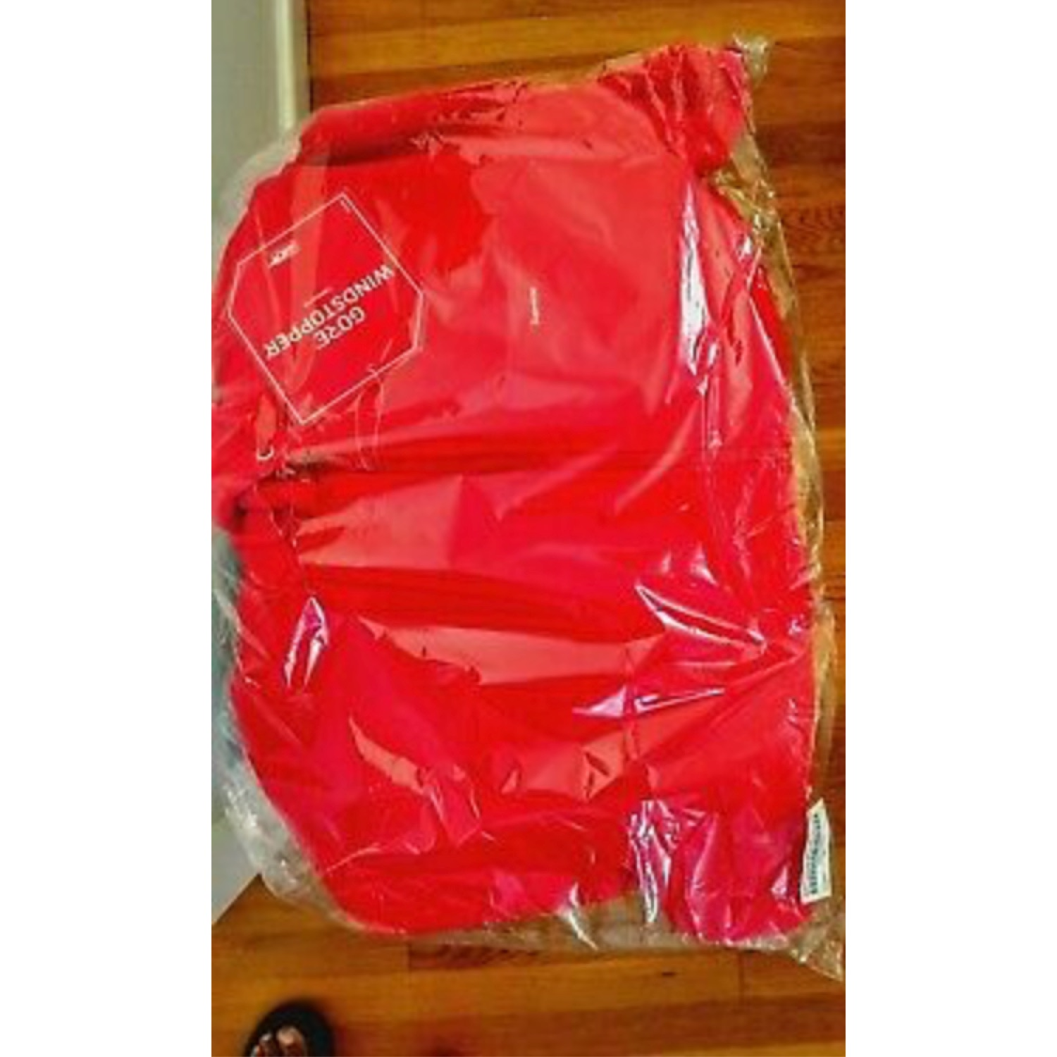 Supreme Gore Tex Windstopper Red (Large)