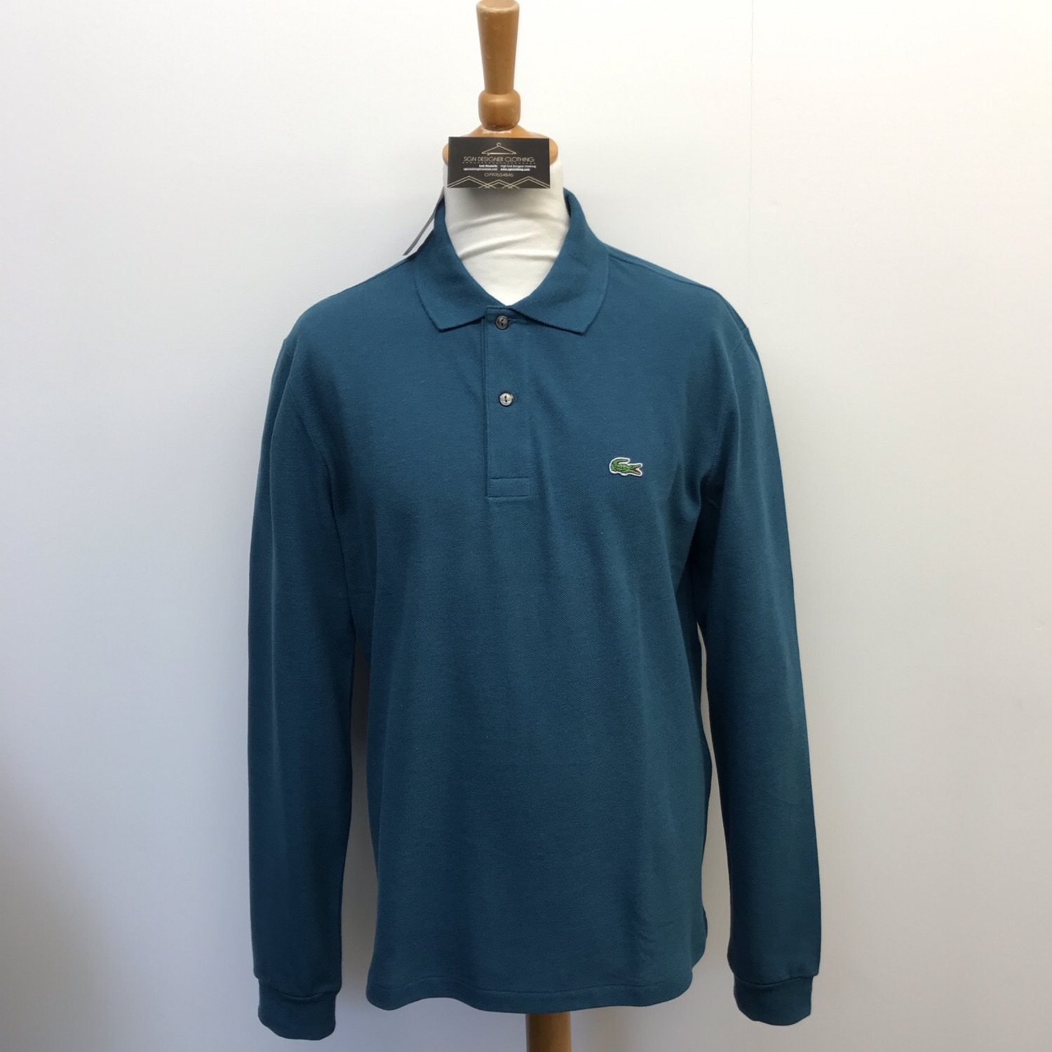bc94bbfb Men's Lacoste Long Sleeve Polo Shirt
