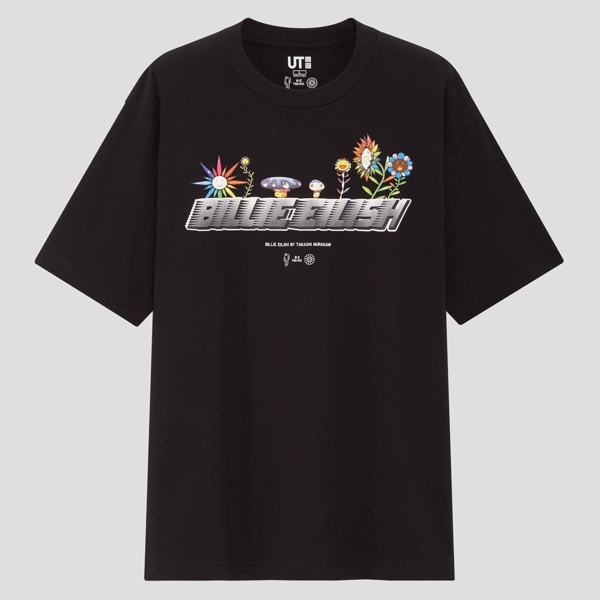 Uniqlo Billie Eilish T-Shirt