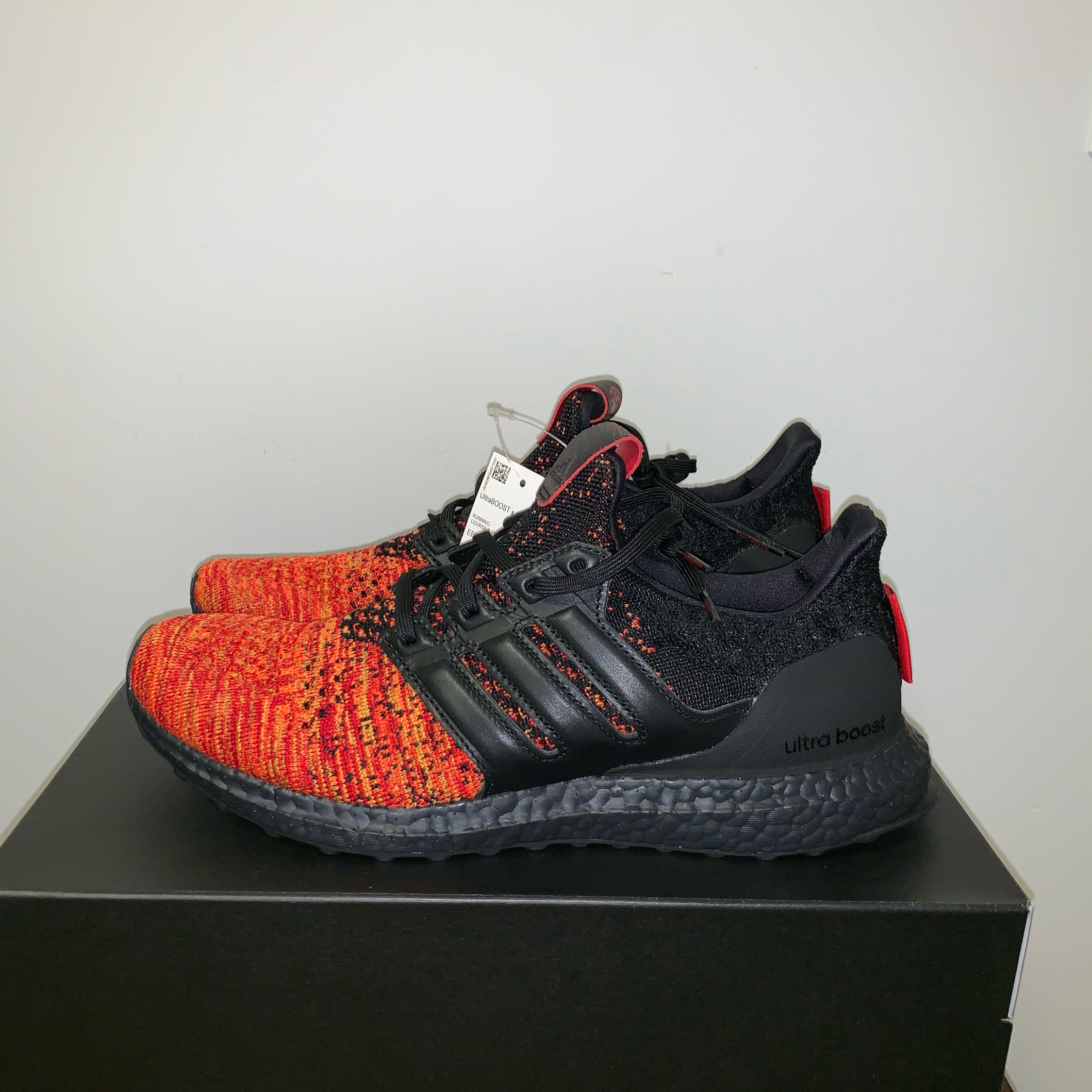 Adidas Ultra Boost X Game Of Thrones Targaryen