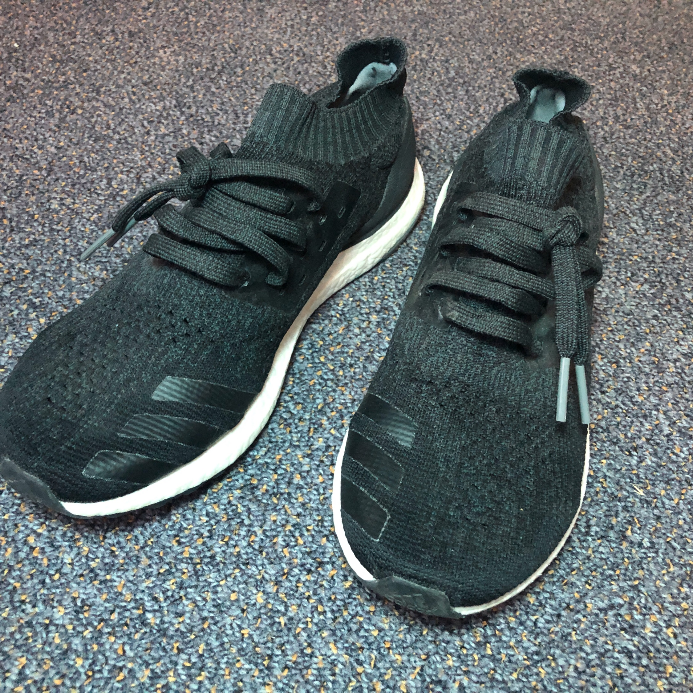 adidas Ultra Boost Uncaged Carbon Core