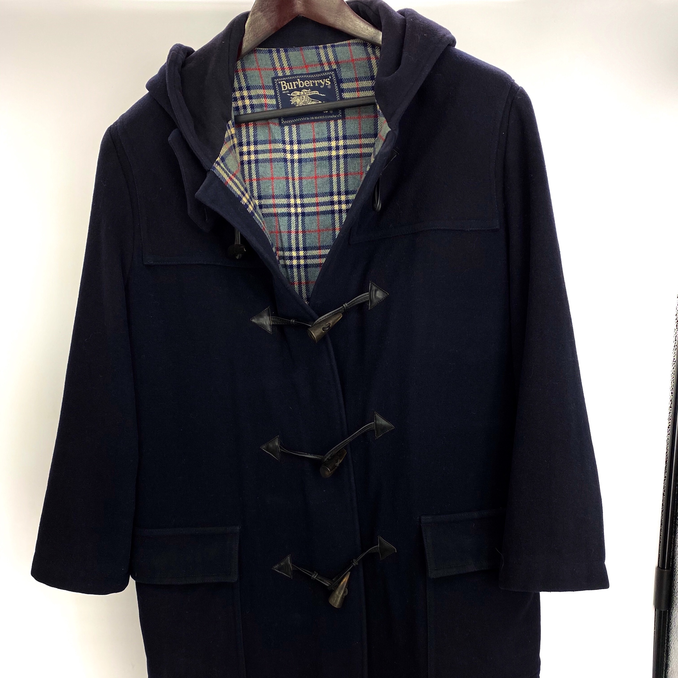 Burberry Duffle Coat Hooded Limited Editions L