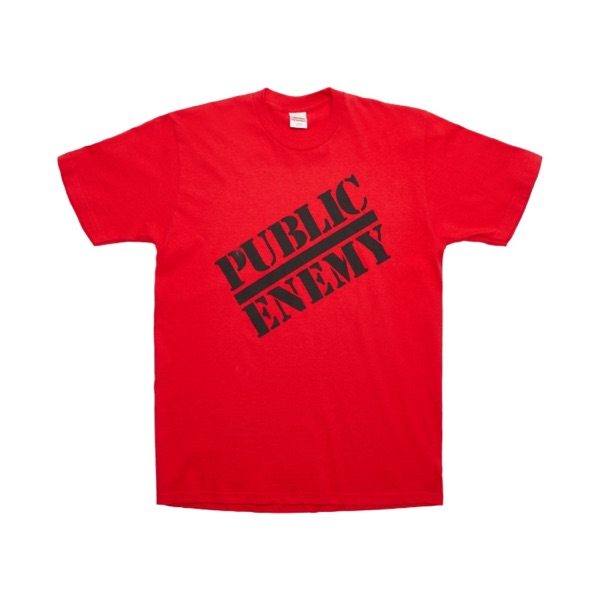 Supreme Undercover/Public Enemy Tee Red