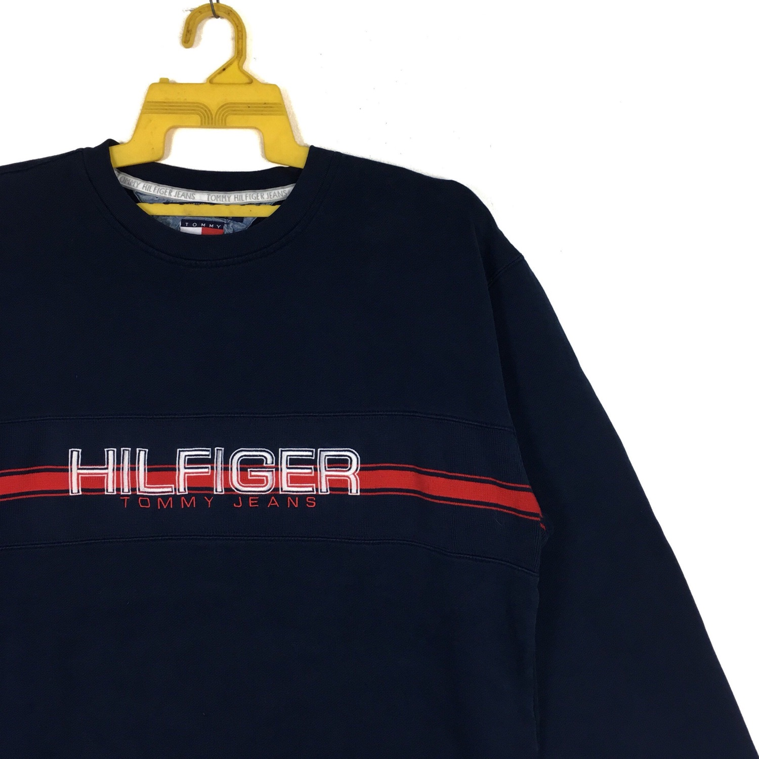 Tommy Hilfiger Sweatshirt Spell Out Tommy Jeans