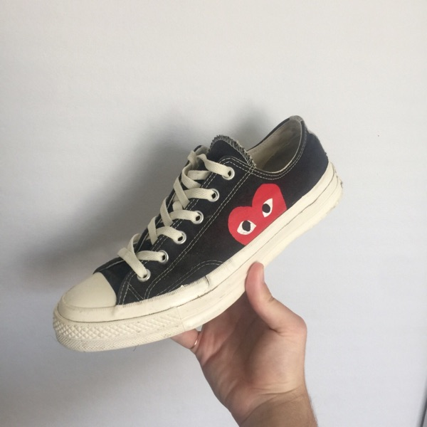 Converse Chuck Taylor All-Star Comme des Garcons Black