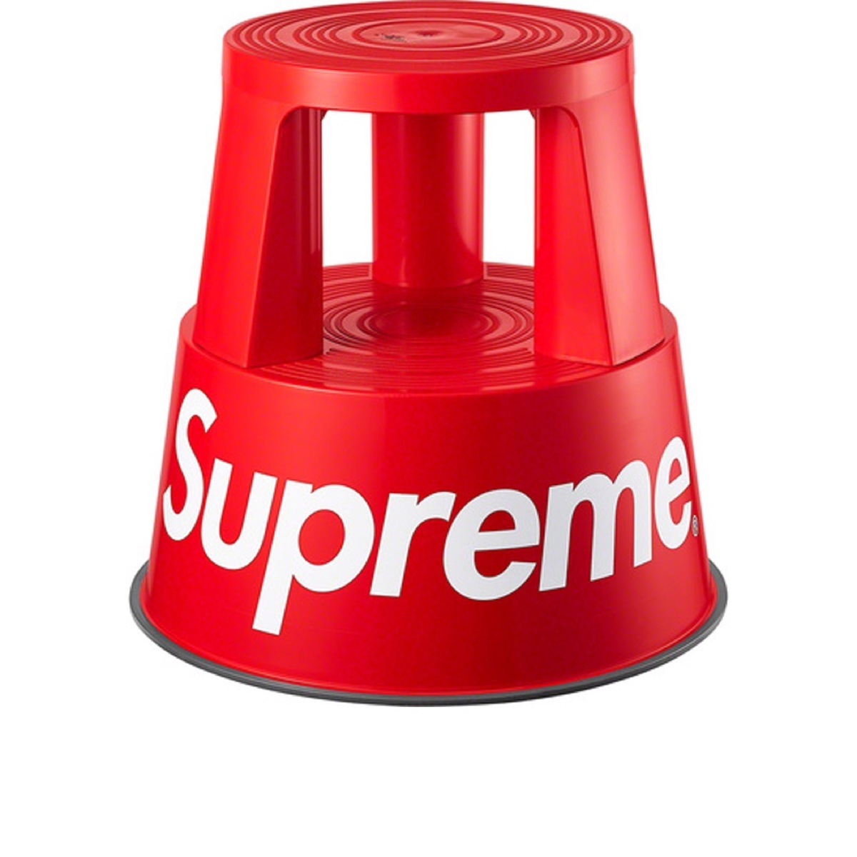 Supreme Wedo Step Stool Red