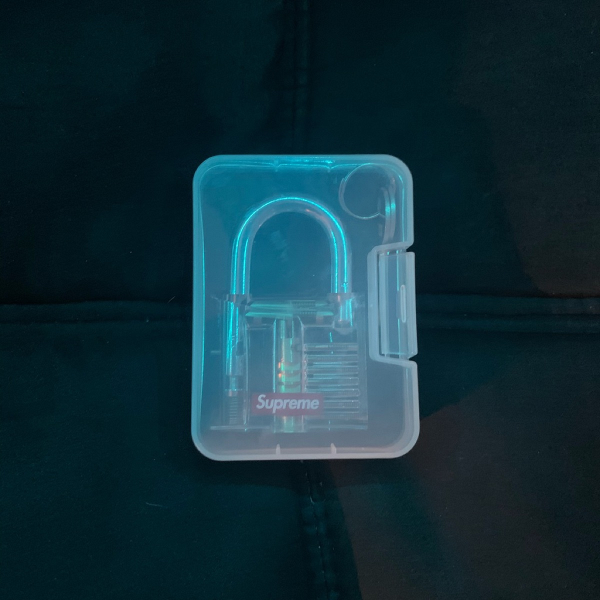 Supreme Transparent Lock