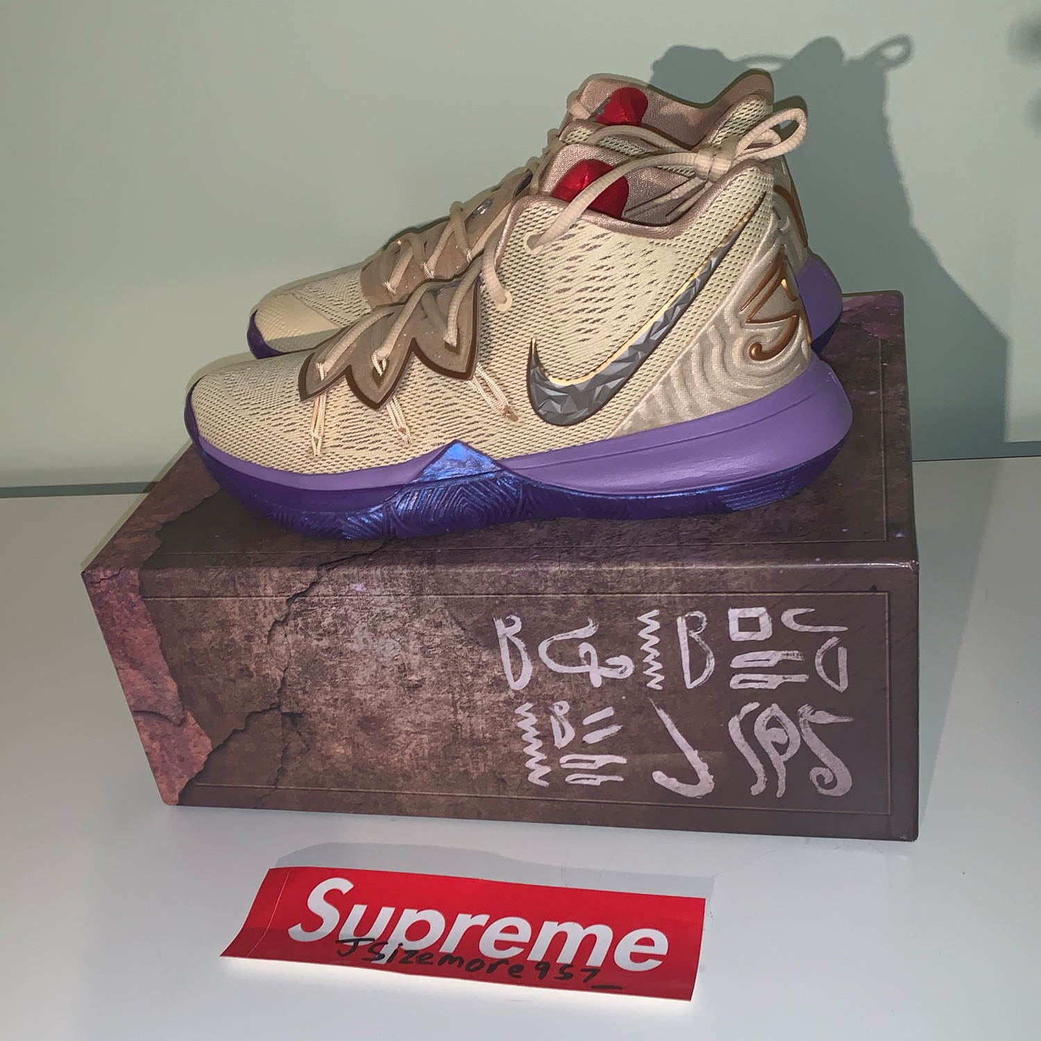 Concepts X Nike Kyrie 5 'Ikhet' (With