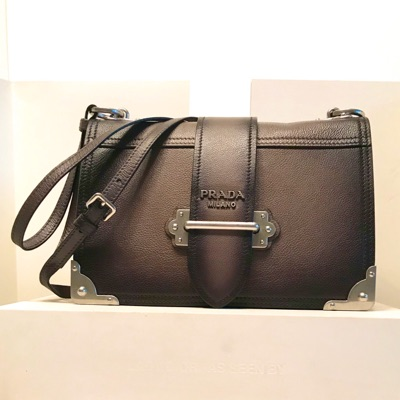 Prada  Chaier Bag Leather