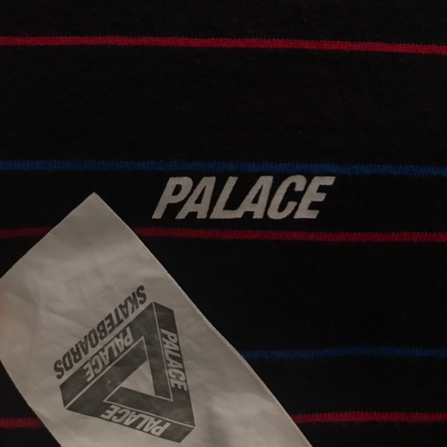 Palace Strapped Long Sleeve