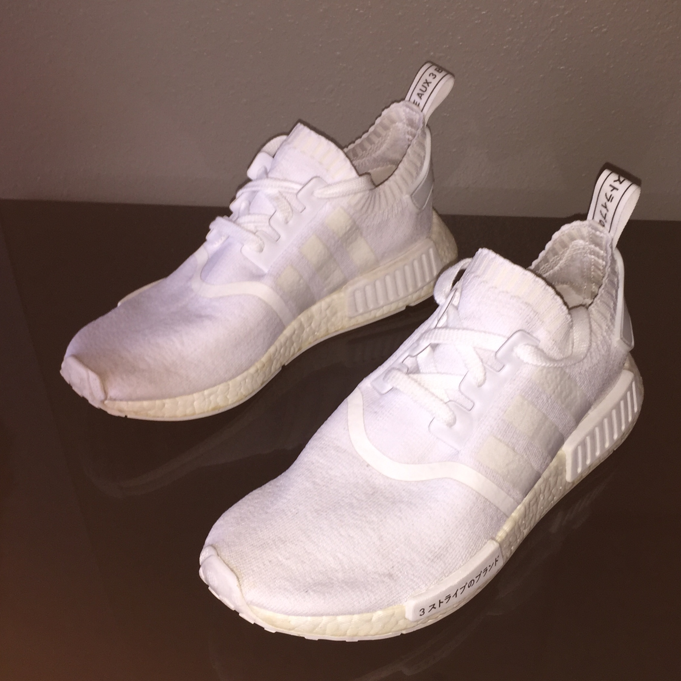 Nmd R1 Japan Boost Triple White