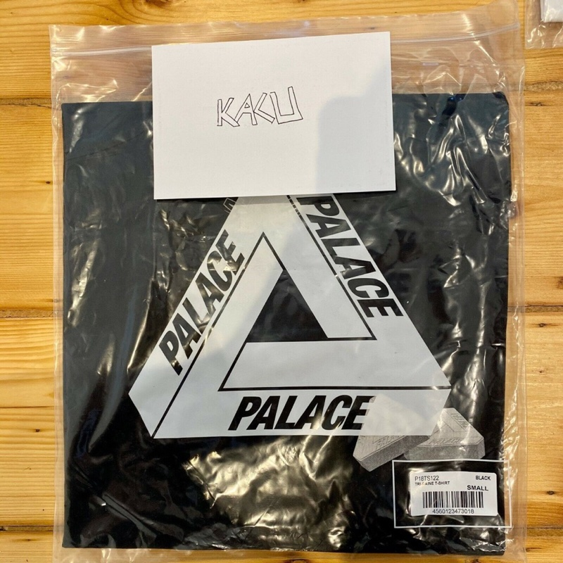 Palace Tri-Gaine T-Shirt Black