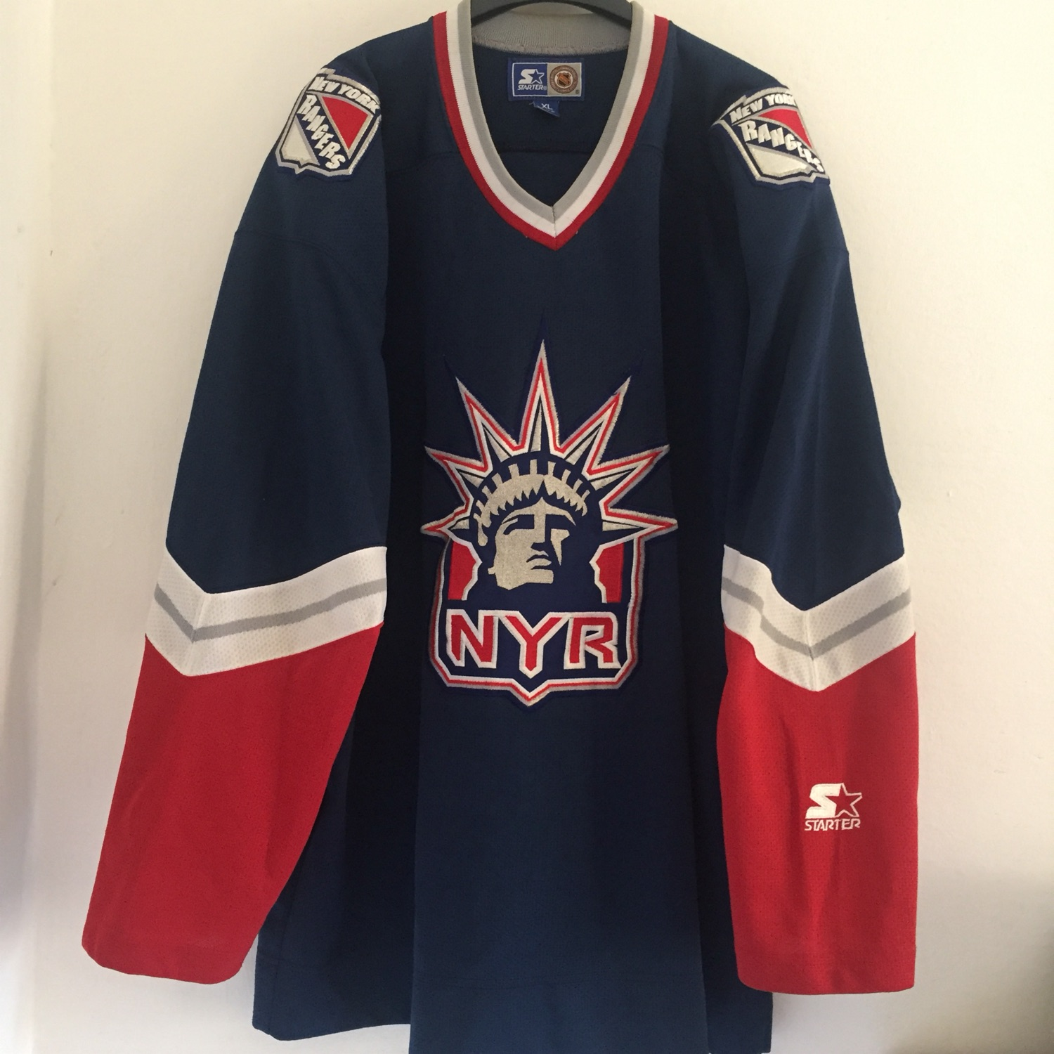 on sale 2b7ce aa5a6 Jersey New York Rangers
