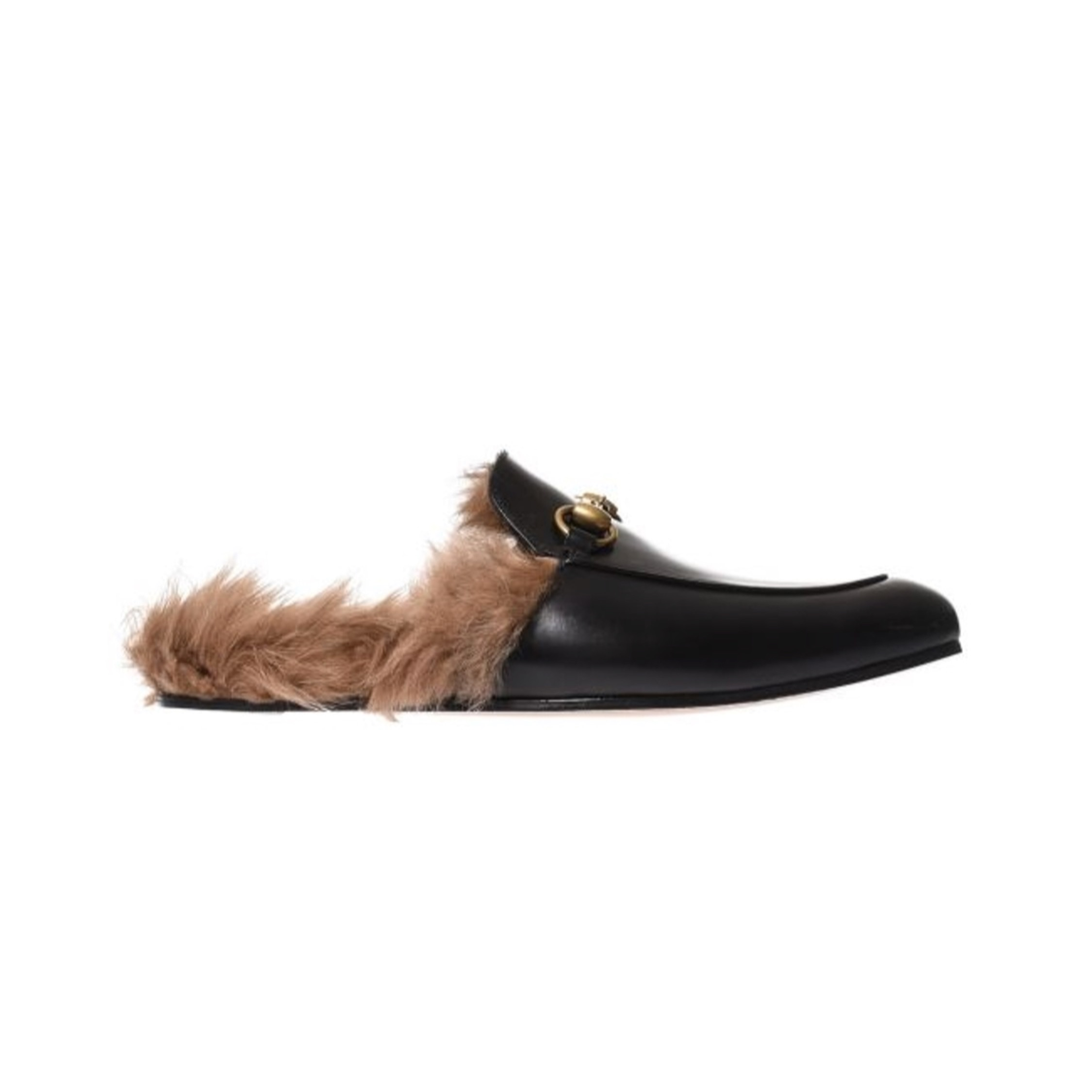 c7c82b7281c Gucci Princetown Leather Slipper New Size 6
