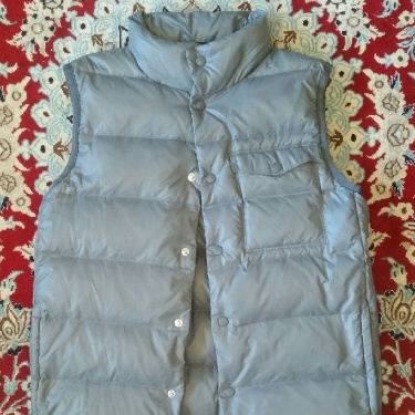 Nike Sportswear Sleeveless Jacket Grey Size M