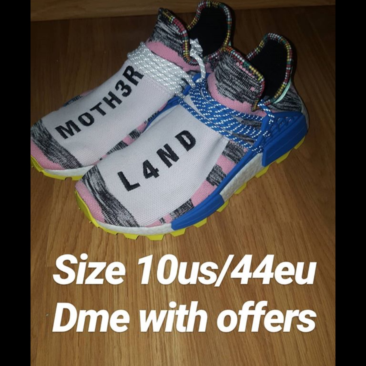 premium selection 976b8 42098 Pharell Human Race Nmd Pw Steal Under Retail