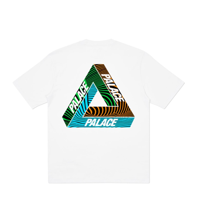 Palace Tri-Tex T-Shirt White