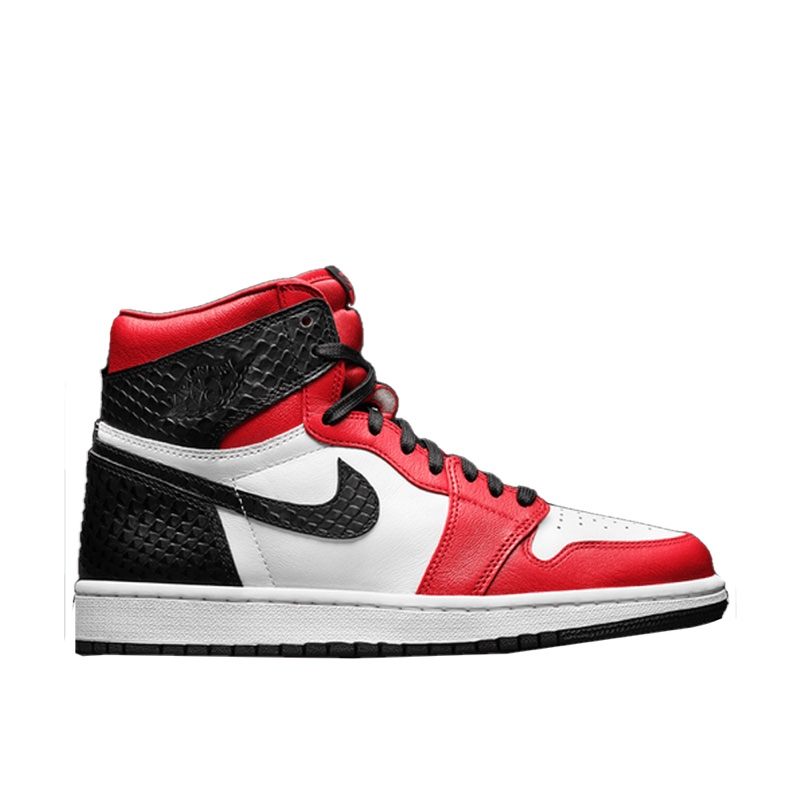 Jordan 1 Retro High Satin Red