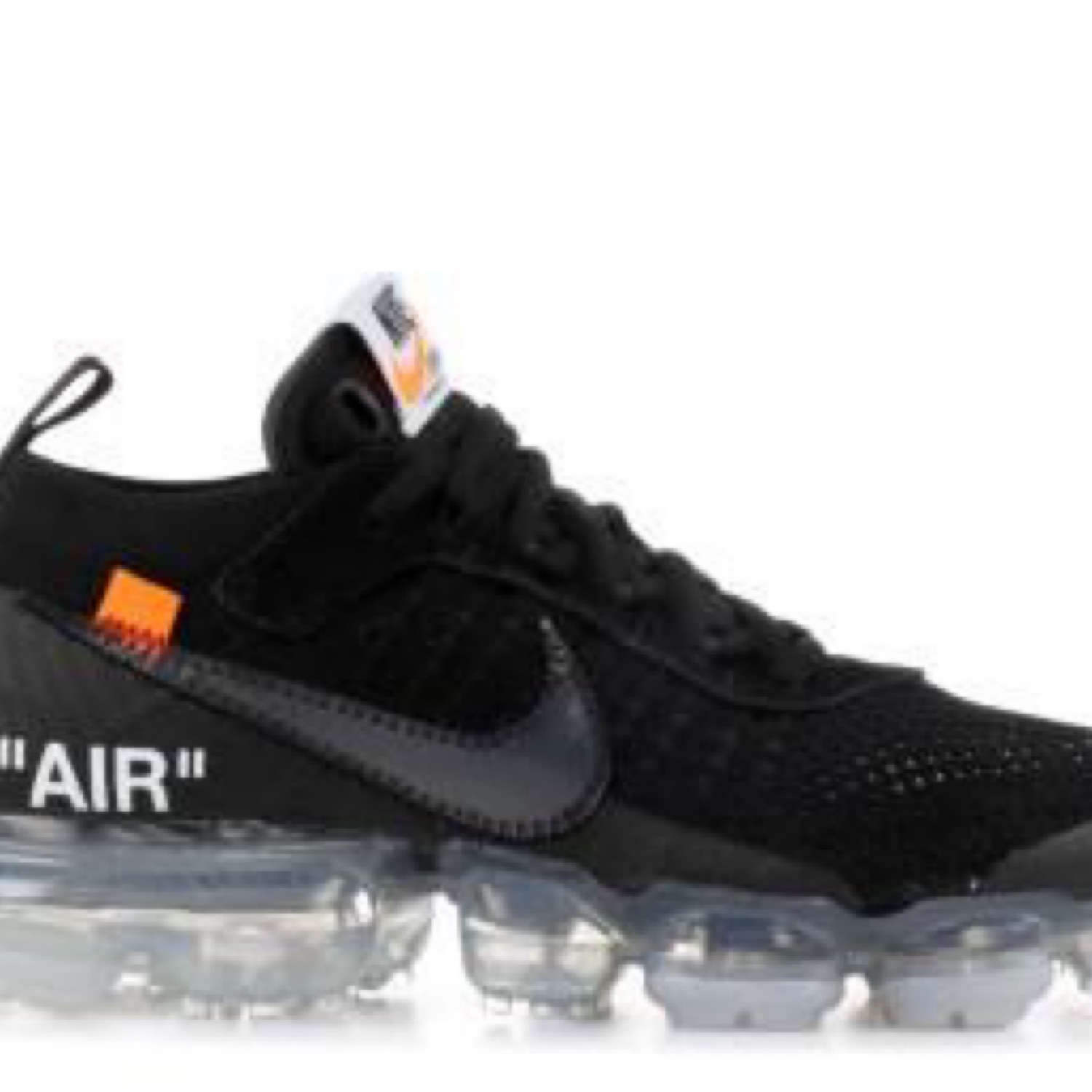 brand new e9ca4 d4eab Off White Nike Air Vapormax 2.0 Black