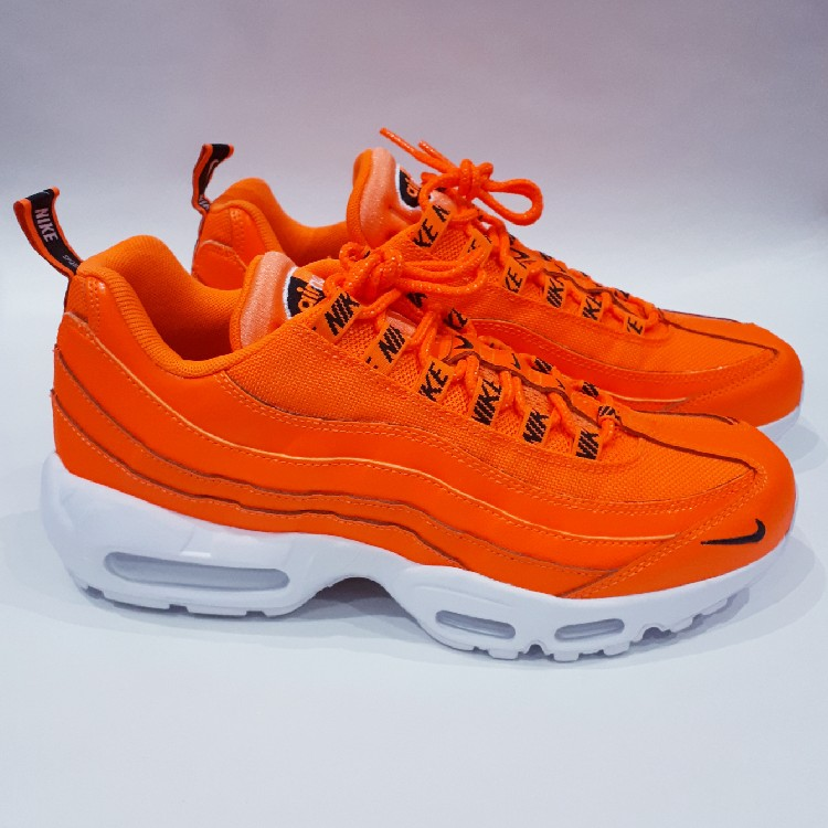 bd642913e1 Mens Nike Air Max 95 Premium Total Orange