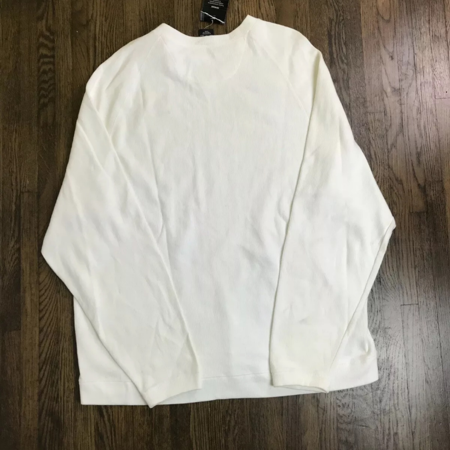 best authentic 0f868 cccca New Nike Team White V-Neck Pullover