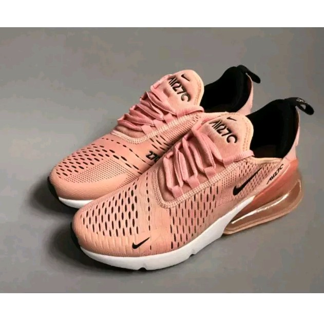brand new a4c71 fd729 Nike Air Max 270 Coral Pink Women's Shoes