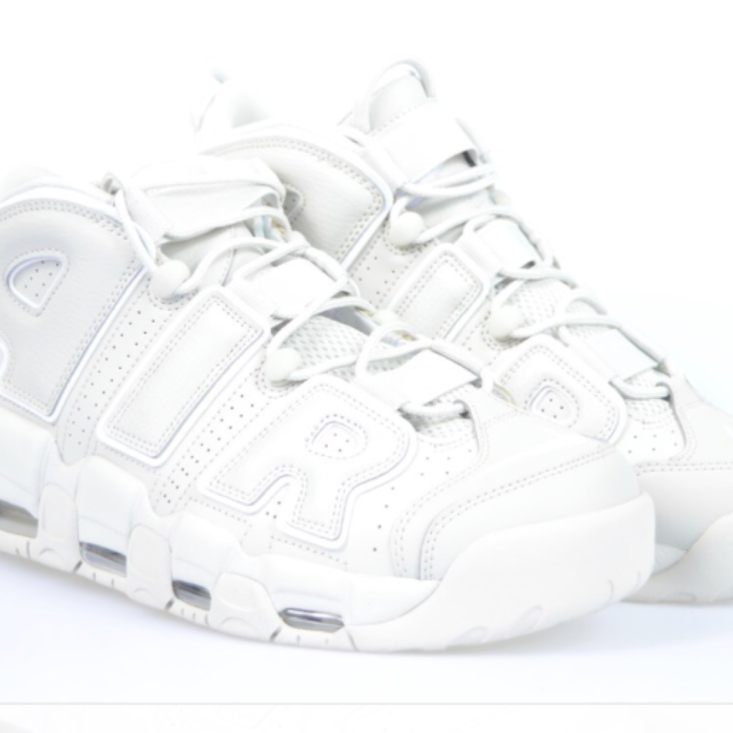 Paine Gillic Diventare Logoro  Nike Air More Uptempo 96