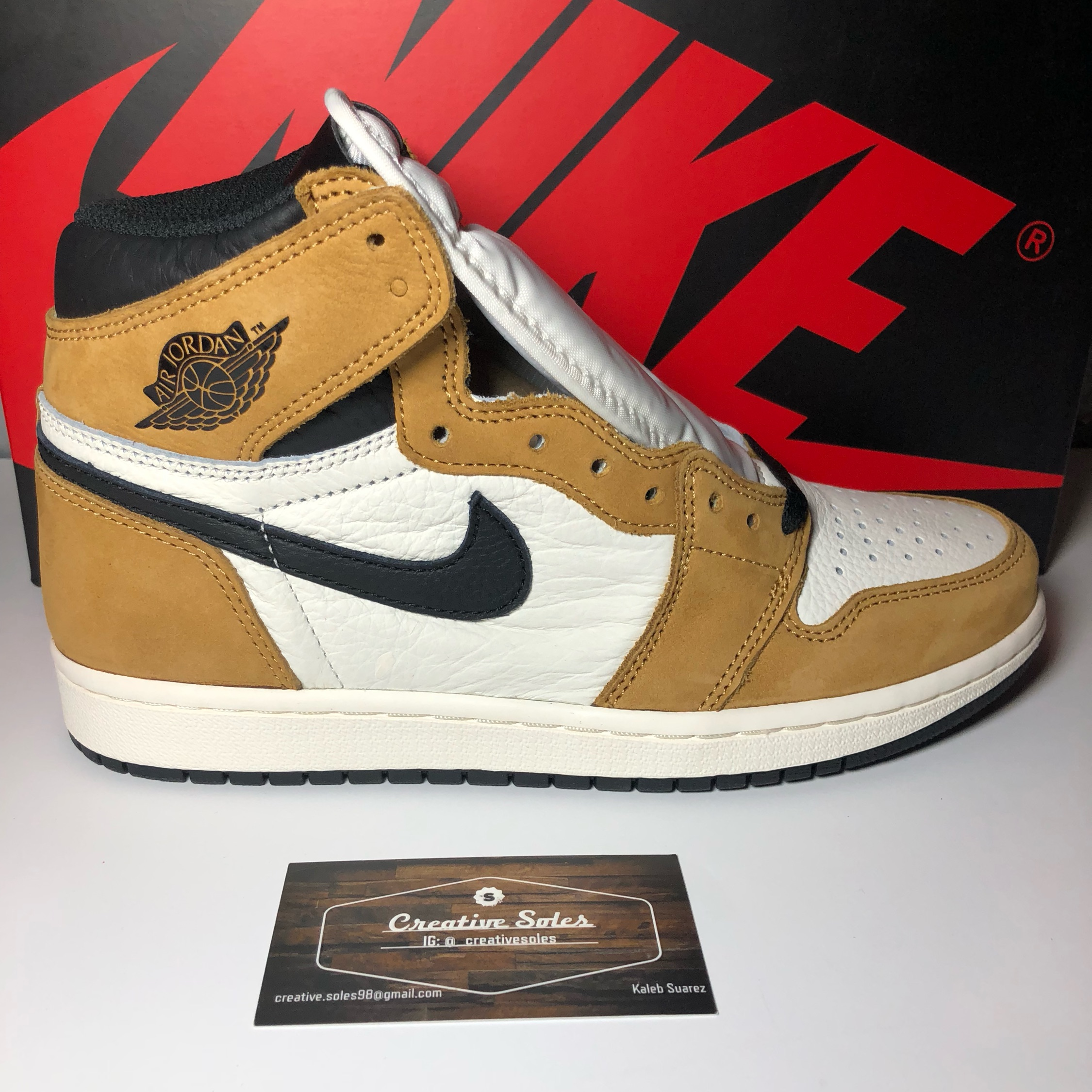 Jordan 1 Rookie Of The Year Size 8