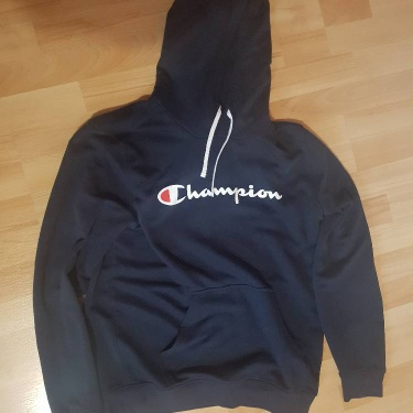 Champion Hoodie Size Large