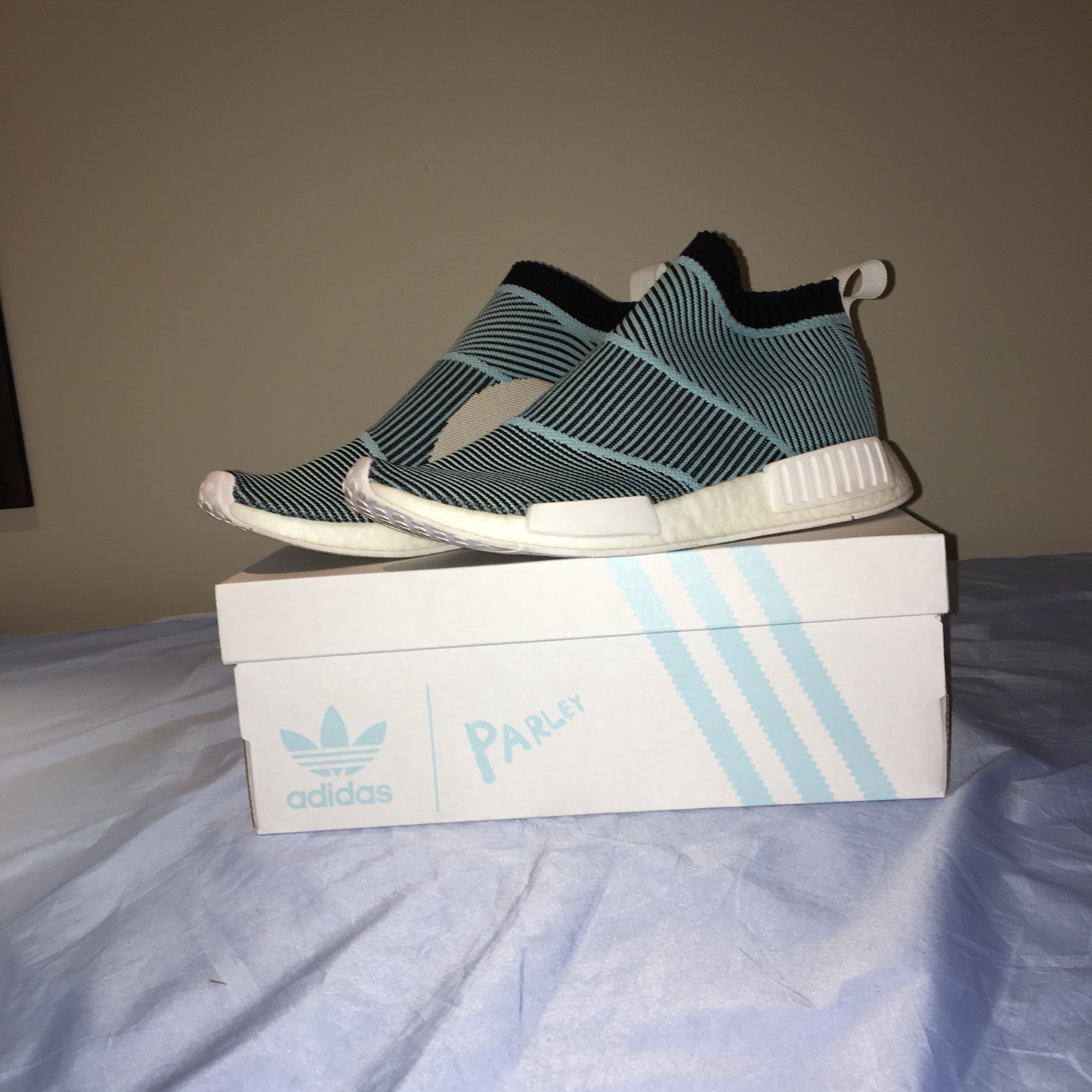 best service abe69 43e89 Adidas Nmd City Sock - Parley