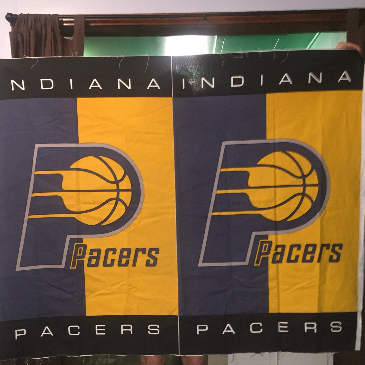 Indiana Pacers Wall Tapestry