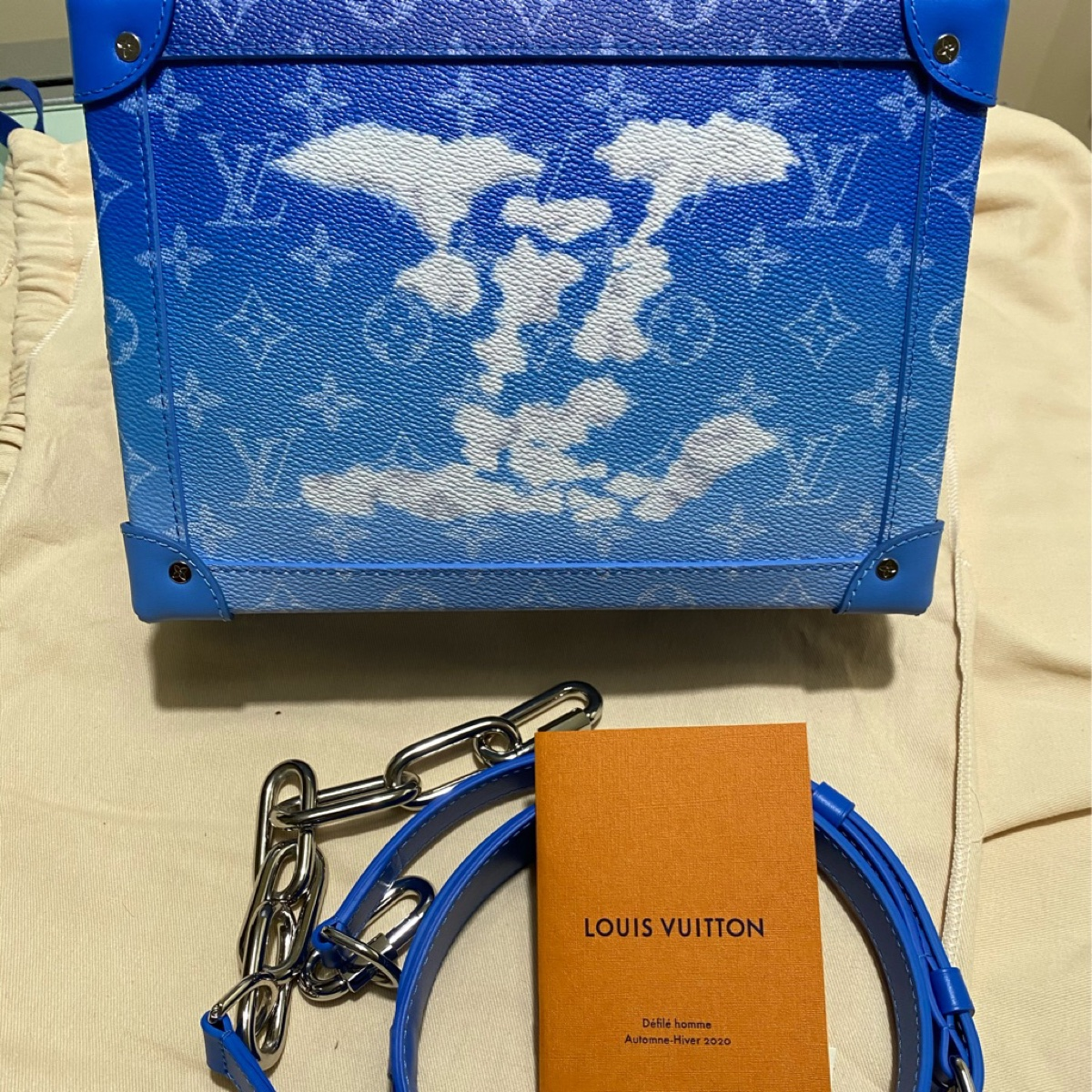 Louis Vuitton Clouds Soft Trunk