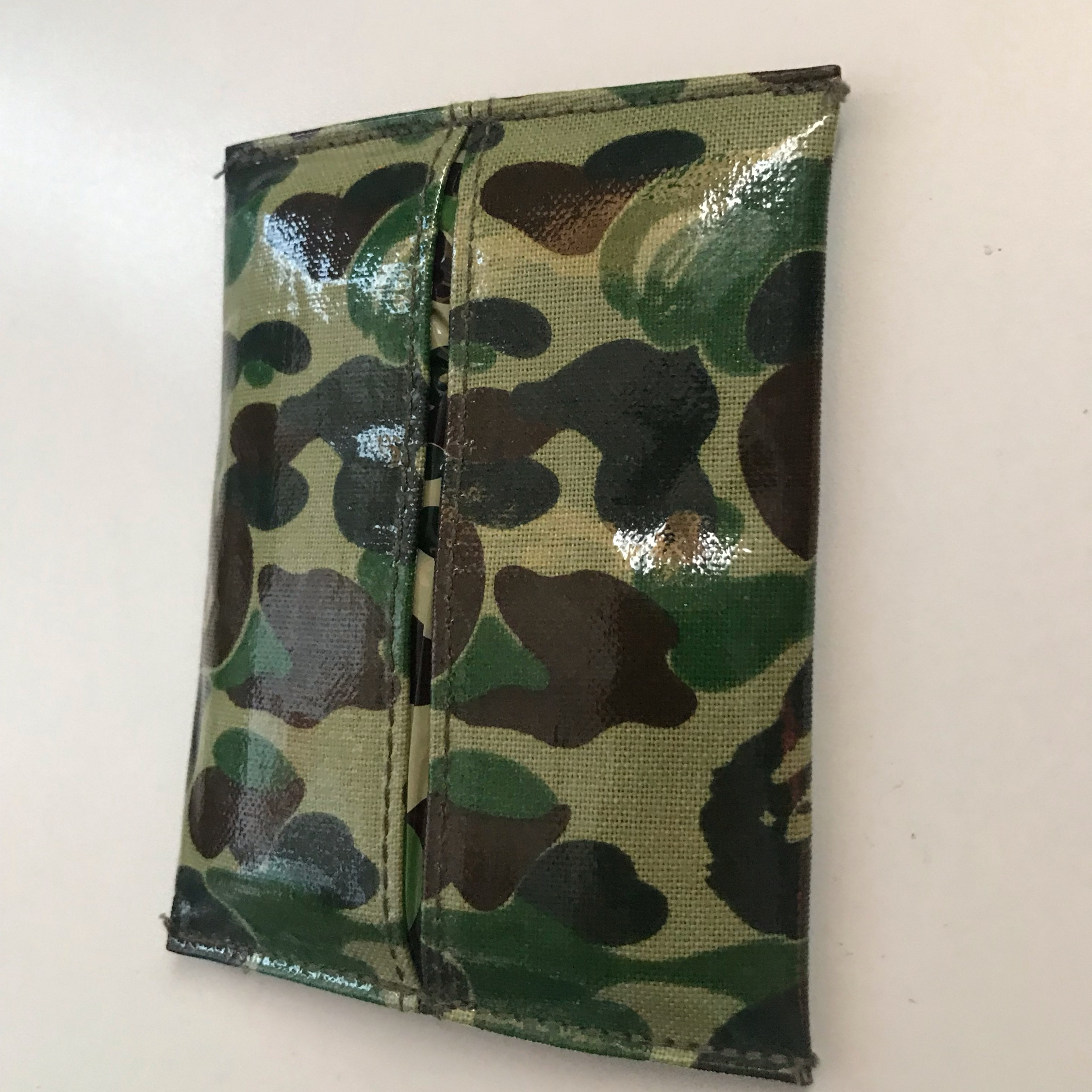 A Bathing Ape Bape Tissue With Tissue Cover Bag