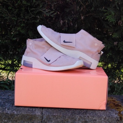 Fear Of God X Nike Fog Moc Peach
