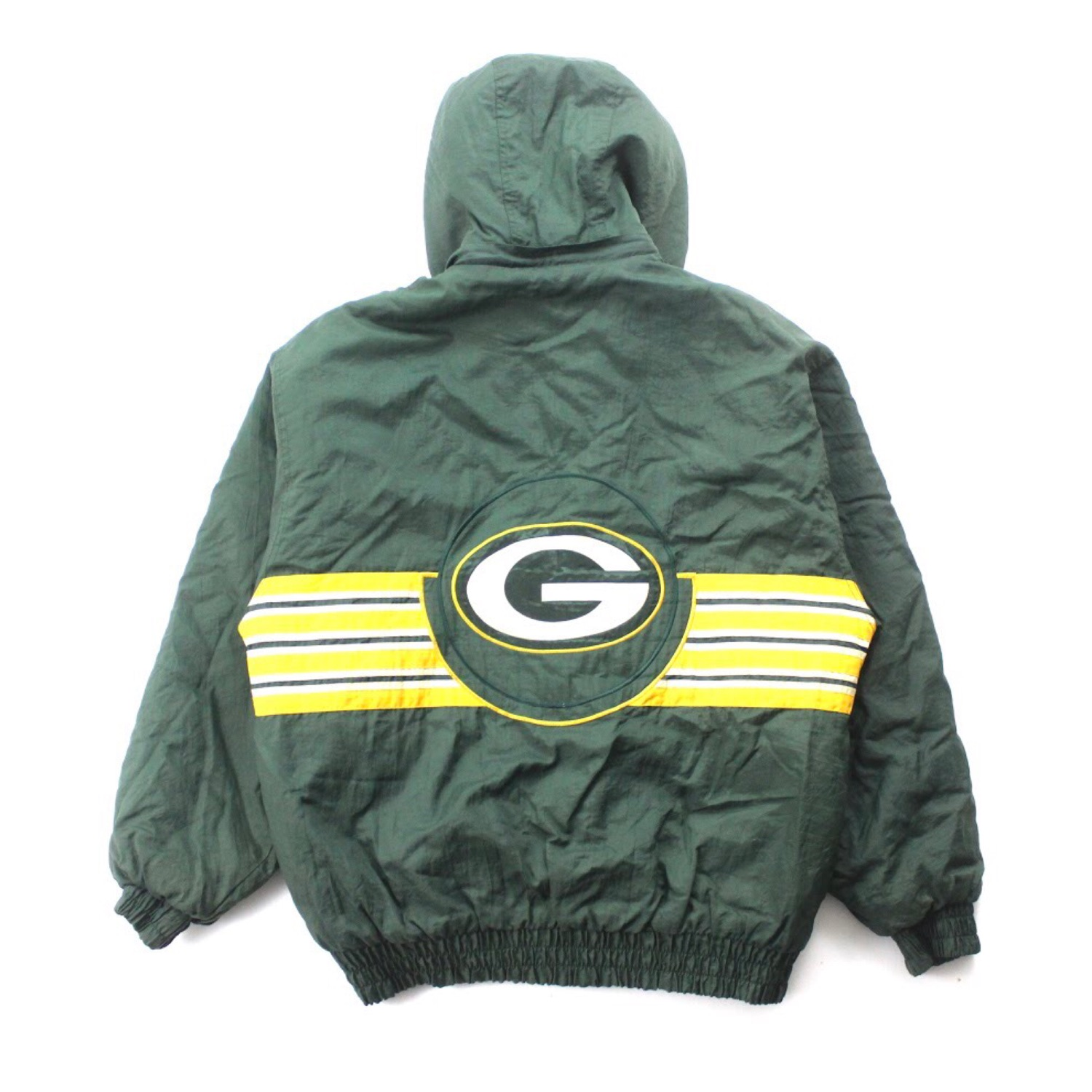 lowest price 899f6 ceb04 Vintage Green Bay Packers Jacket