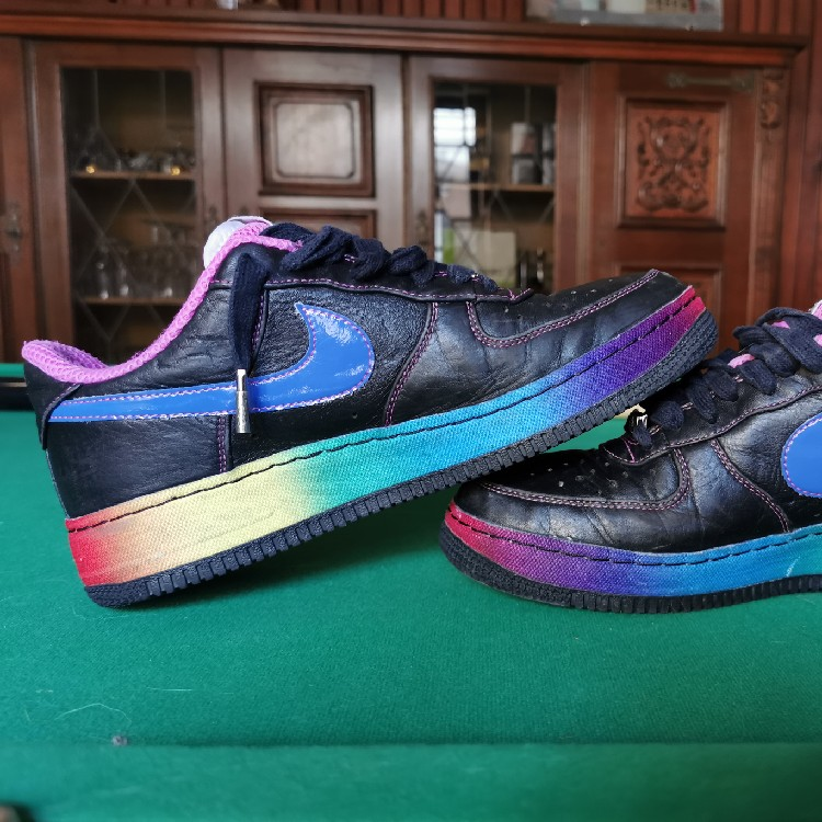 nike air force 1 supreme colette x busy p