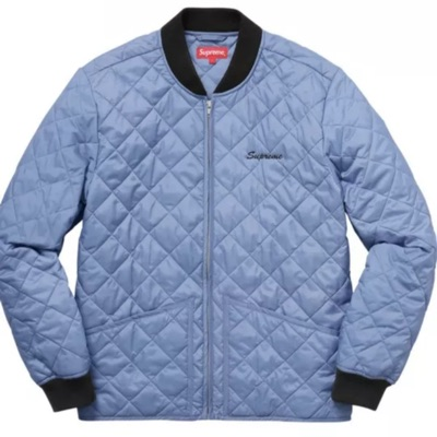 Supreme Zapata Quilted Jacket Size Large