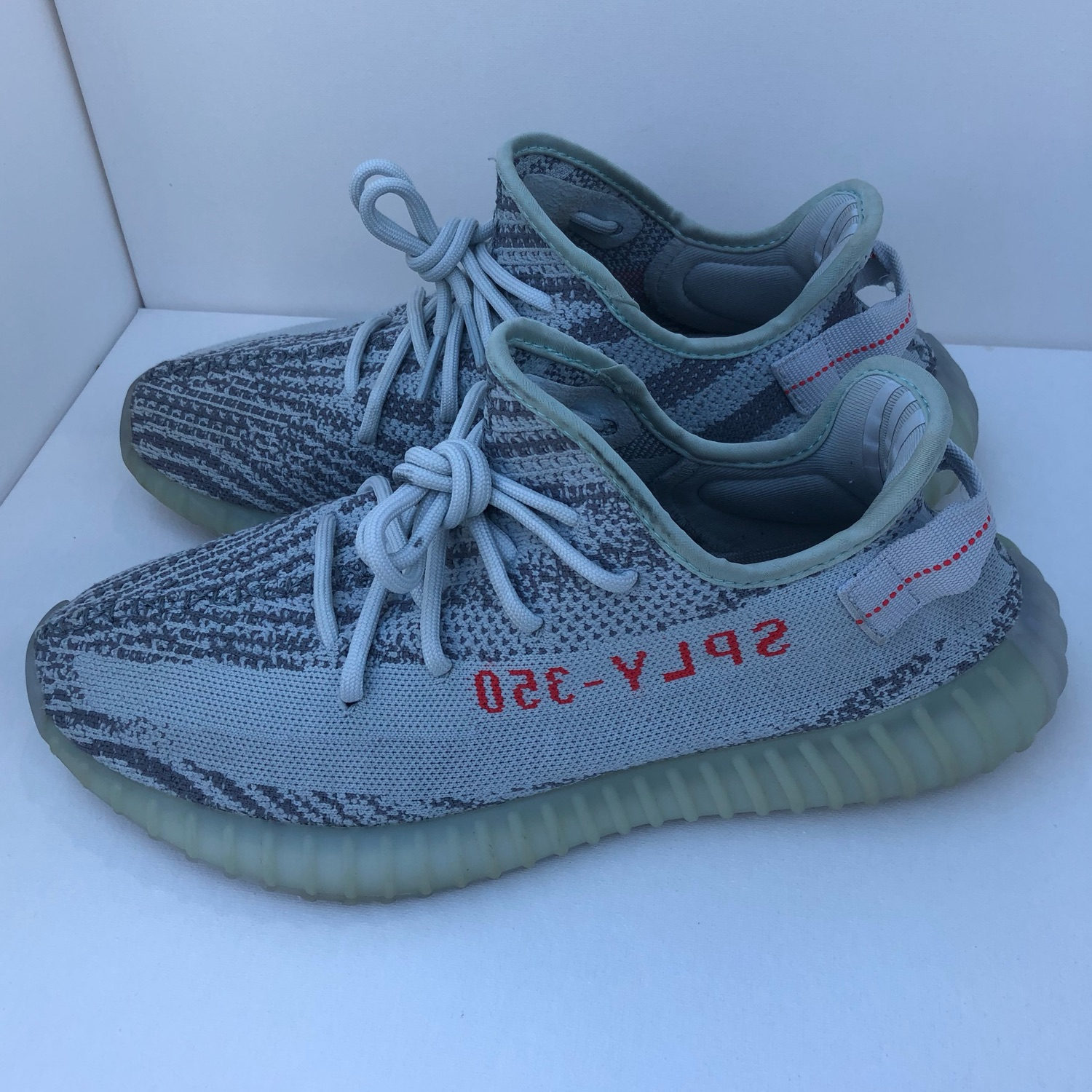 newest 21885 fcd20 Adidas Yeezy Boost 350 V2 Blue Tint