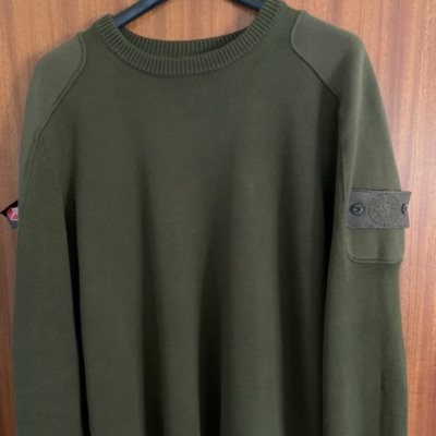 Stone Island Ghost Piece Sweatshirt