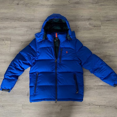 Down Feathered Polo Ralph Lauren Jacket